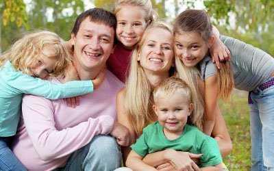 Всё о выплатах многодетным семьям