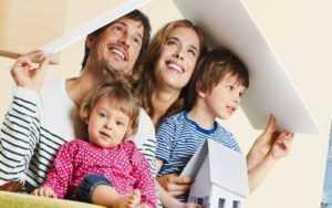 Жилье для большой семьи