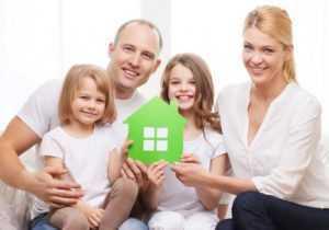 Семья хочет купить дом