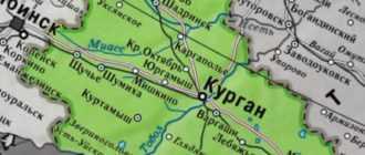 Пособия детям в Курганской области