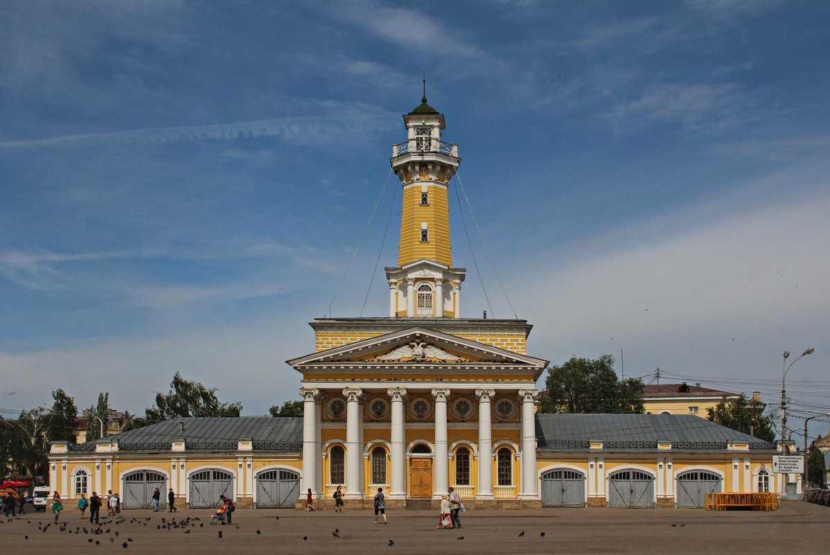pozharnaja koloncha kostroma