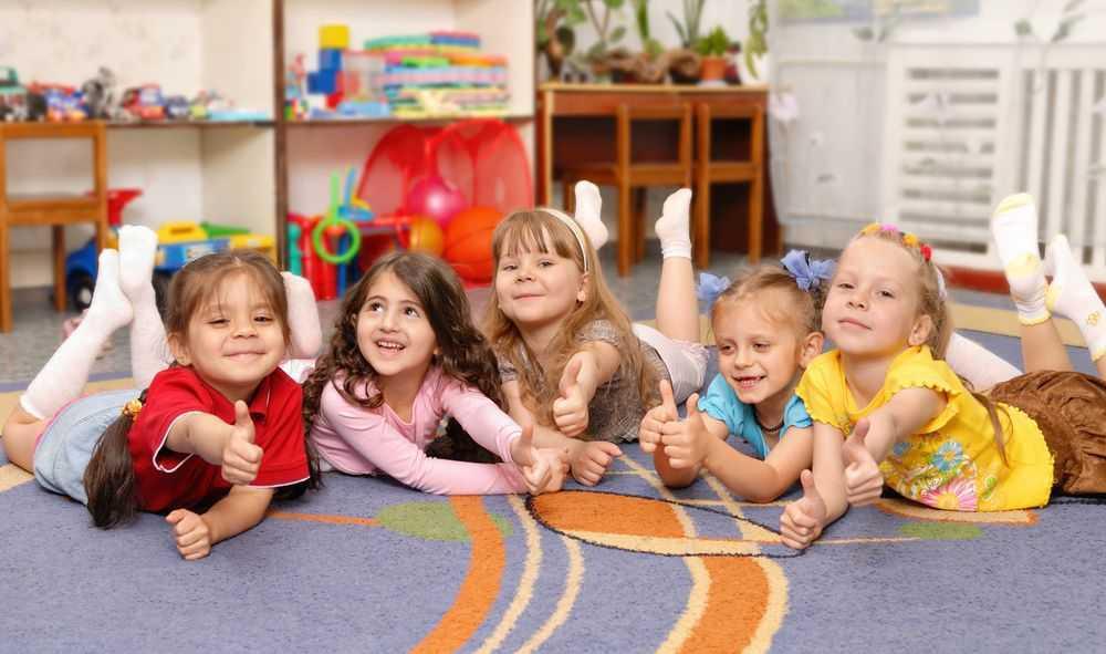 В детский сад с двух месяцев Закон о предоставлении места в детском саду в 2019-2020 году