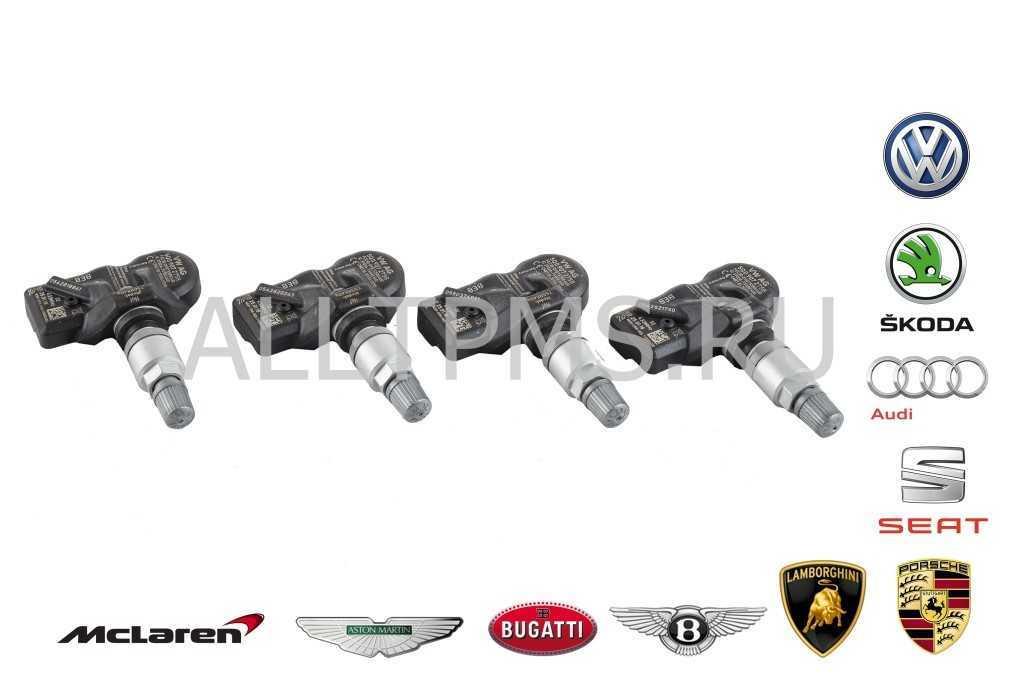 Датчики давления в шинах: основные требования
